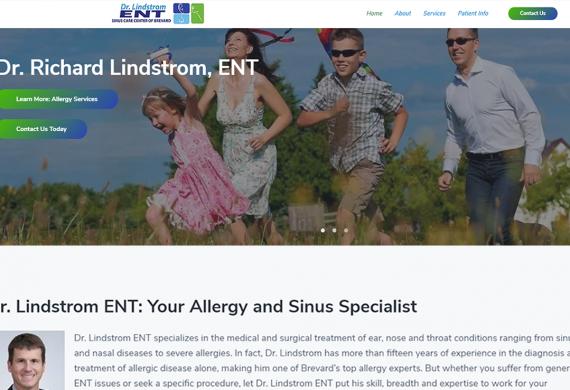 Dr. Lindstrom, ENT